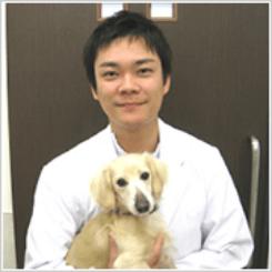 院長:獣医師 森本武士